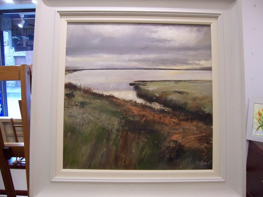 Churn Clough Reservoir