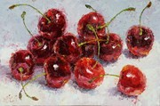 Red Cherries I