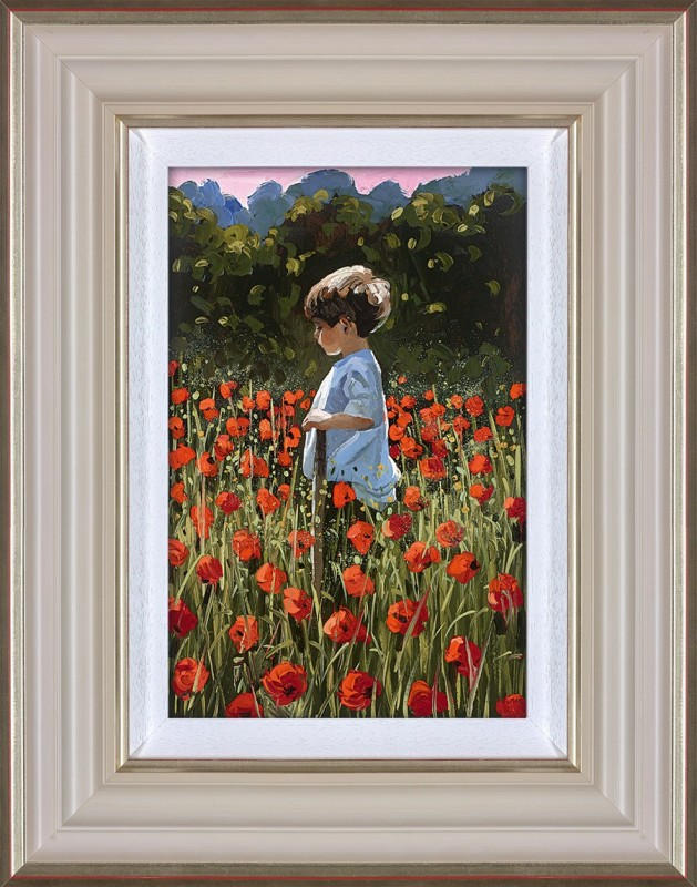 Lost Amongst the Poppies