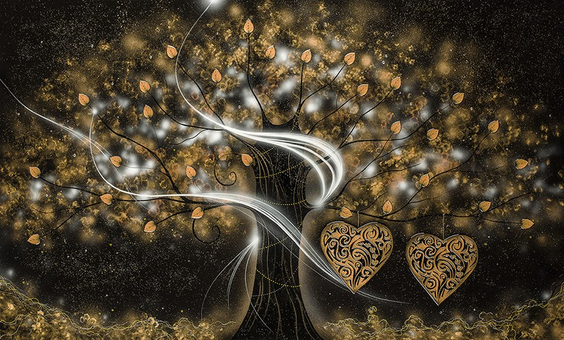 The Power of Love Gold
