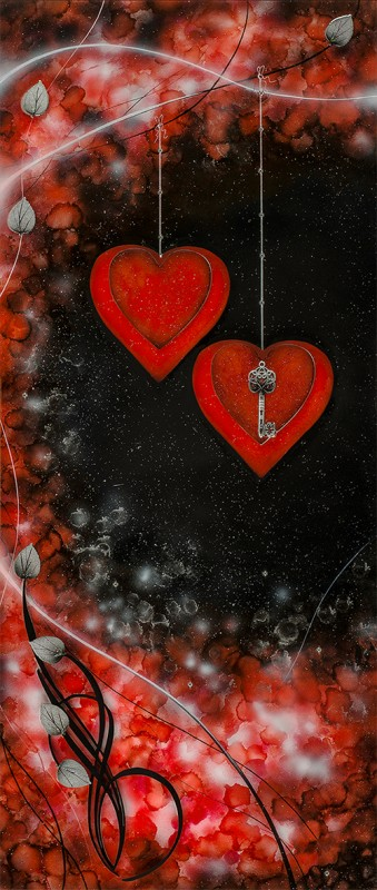 Love Is the Key Red