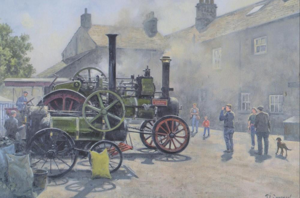 Slaidburn Steam Rally