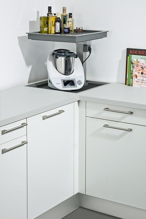 Kitchen Worktop Storage Solutions