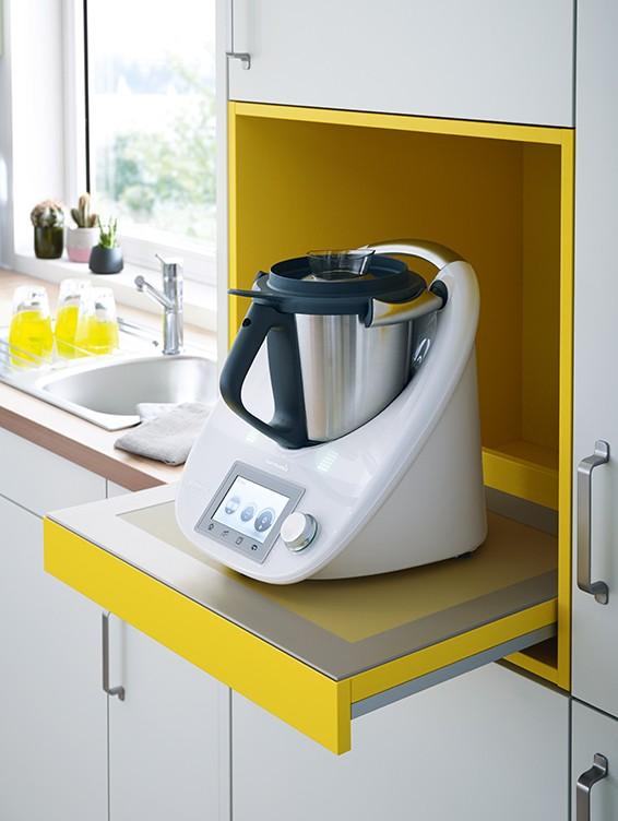 Kitchen Appliances Storage