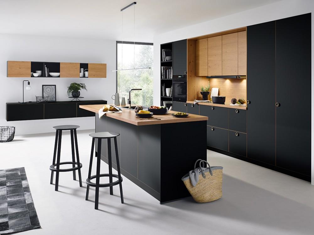Black Matt Kitchen