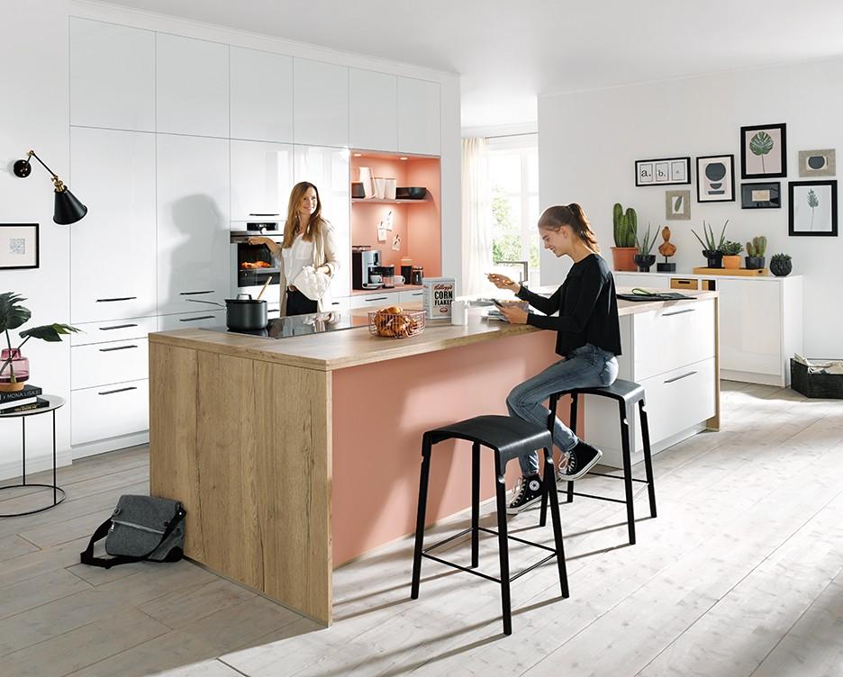 Gloss kitchen
