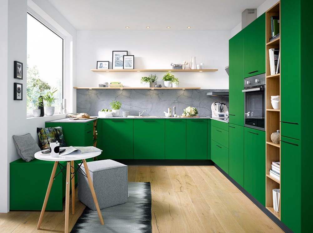 Coloured Kitchens Dundee