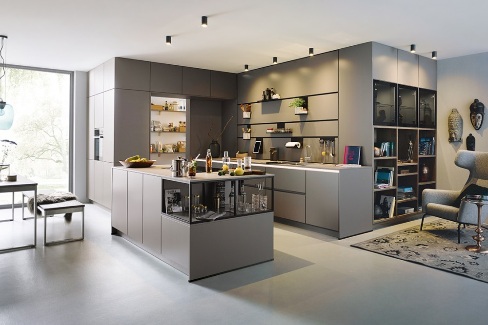 Kitchen showroom dundee