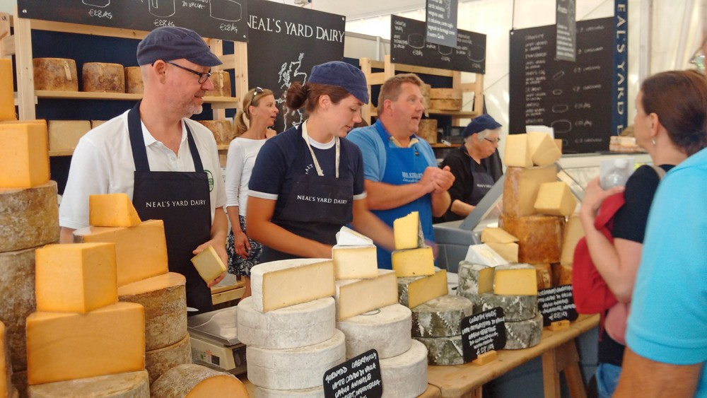 Slow Food Cheese Festival Italy 2015