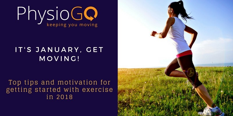 It's January, quick get moving! Our beginners guide to starting exercise in 2018