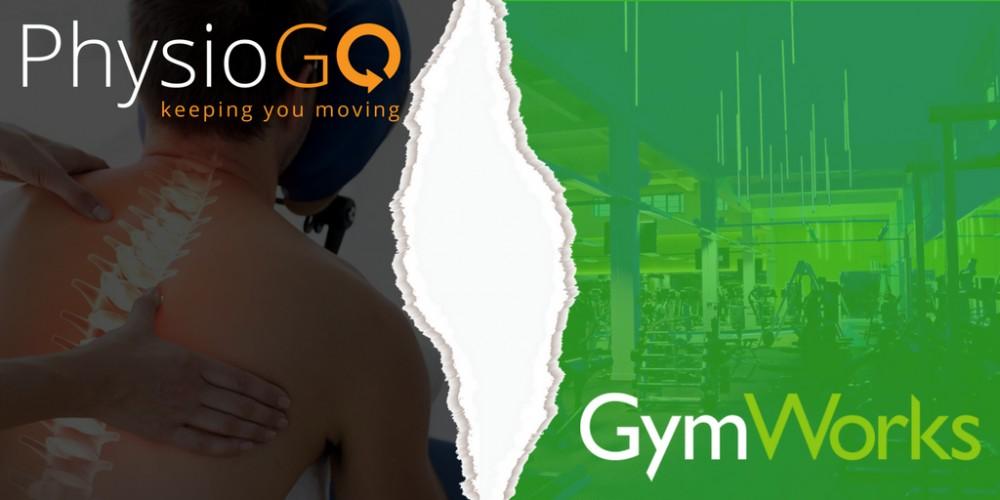 NEW PhysioGo Clinic Open NOW in Gym Works Euxton, Nr Buckshaw Village