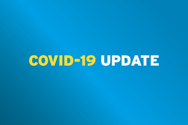 New Covid restrictions update