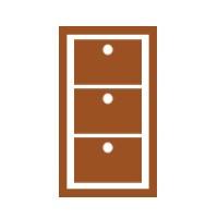 Filing Cabinet (3 Drawer)
