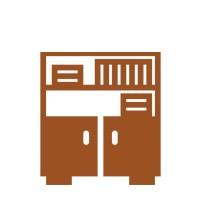 Bookcase (Medium)