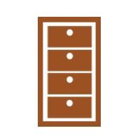 Filing Cabinet (4 Drawer)