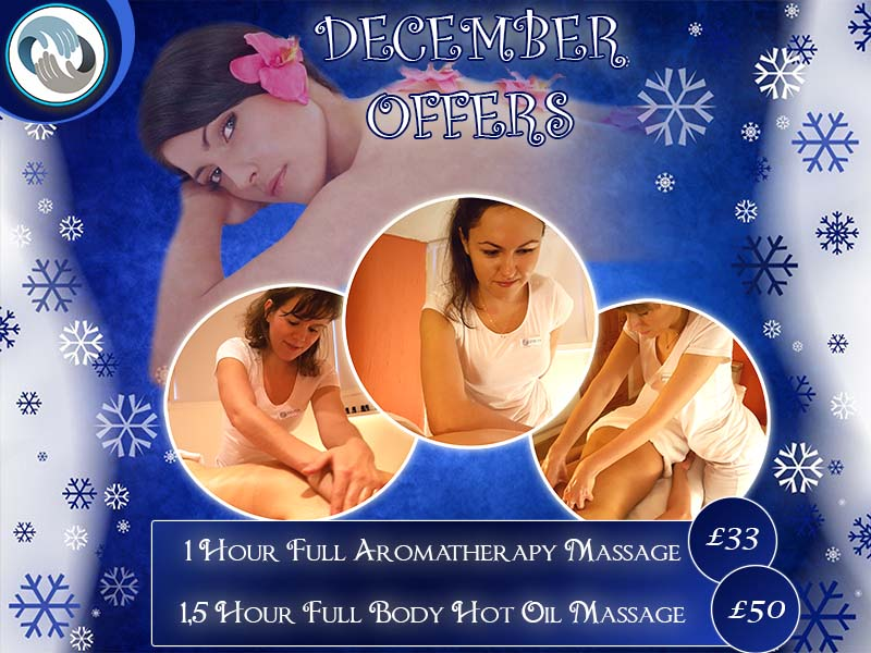 Massage Glasgow - December Offers