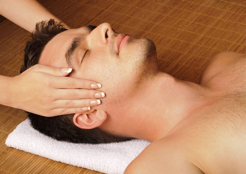 Natural Lift Face Massage