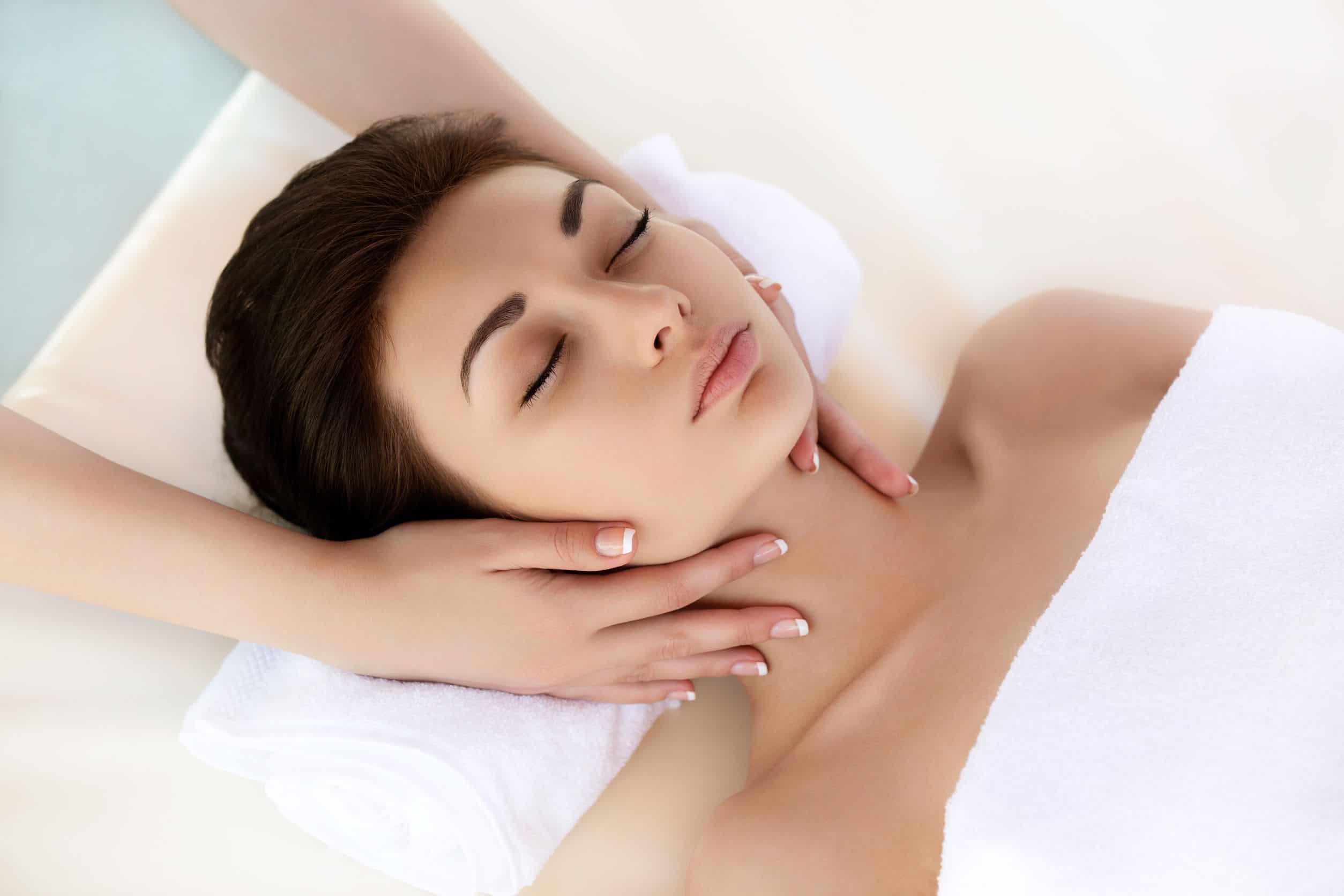 Facial Massage Glasgow