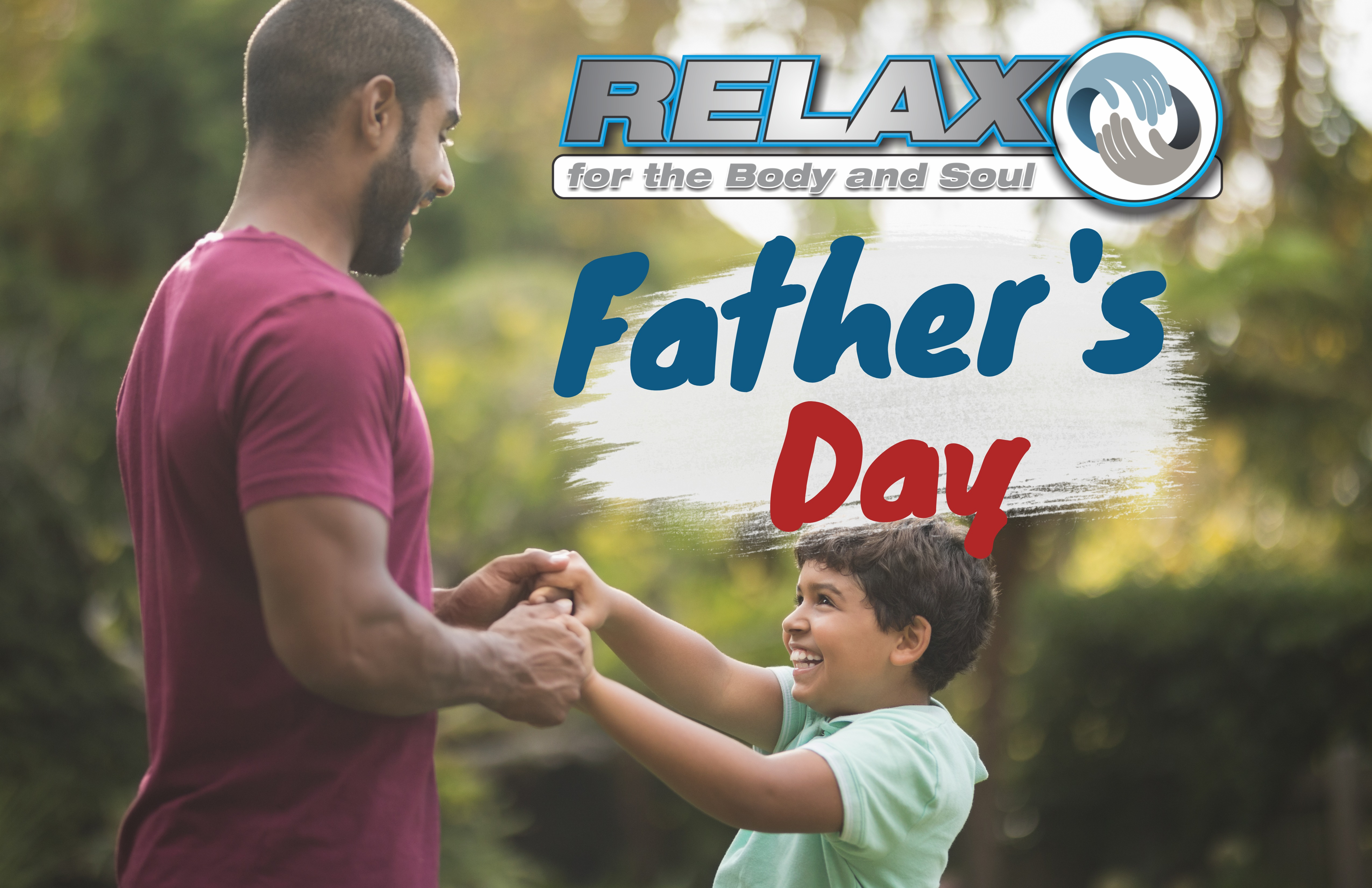 Father's Day Massage