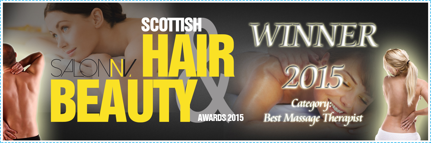 Scottish Hair & Beauty Awards 2016 Winner