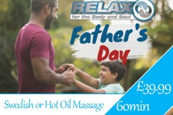 Fathers Day Offer- £39.99