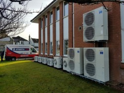 Air Conditioning Hamilton, Bothwell Road Call Center