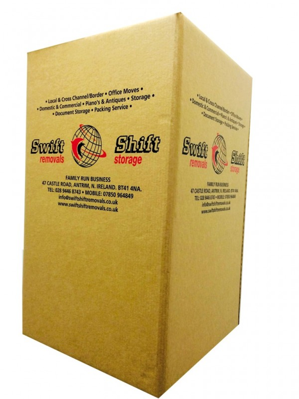"""Linen Box (18""""x18""""x30"""")"""