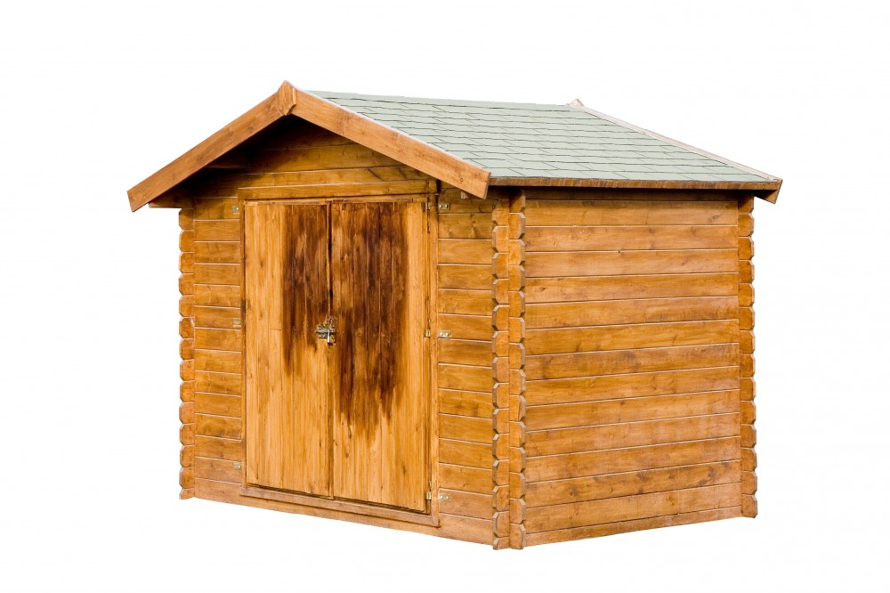 Large Shed (Flat packed)