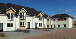 Broomhill Court - 4 townhouse and 4 flats