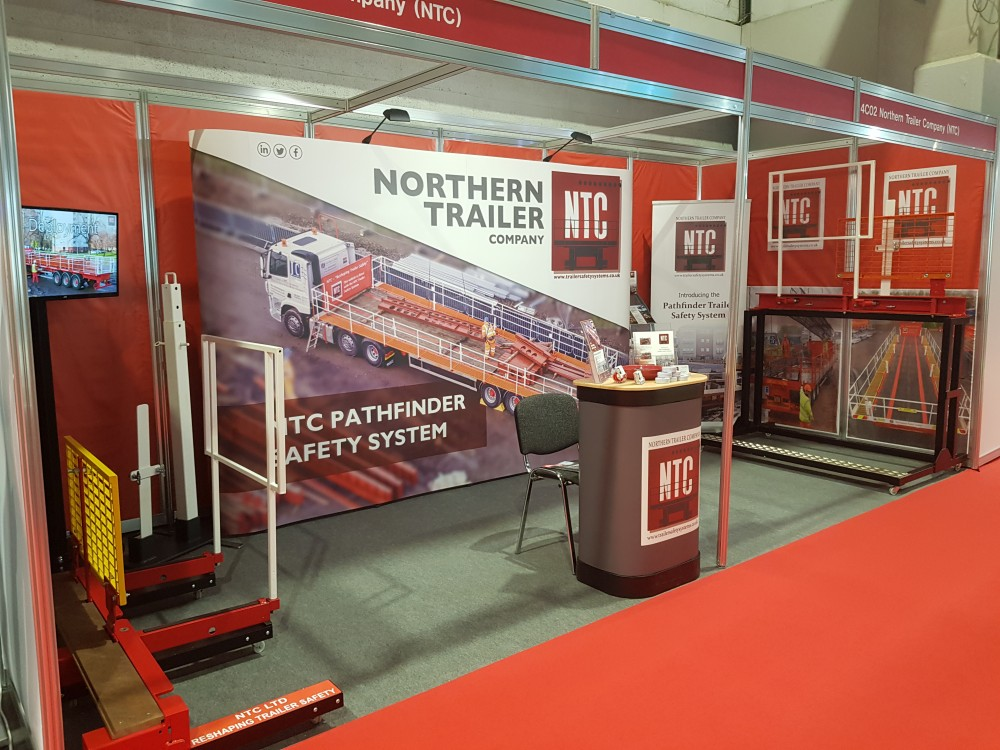 Great exhibition at the #cvshow.