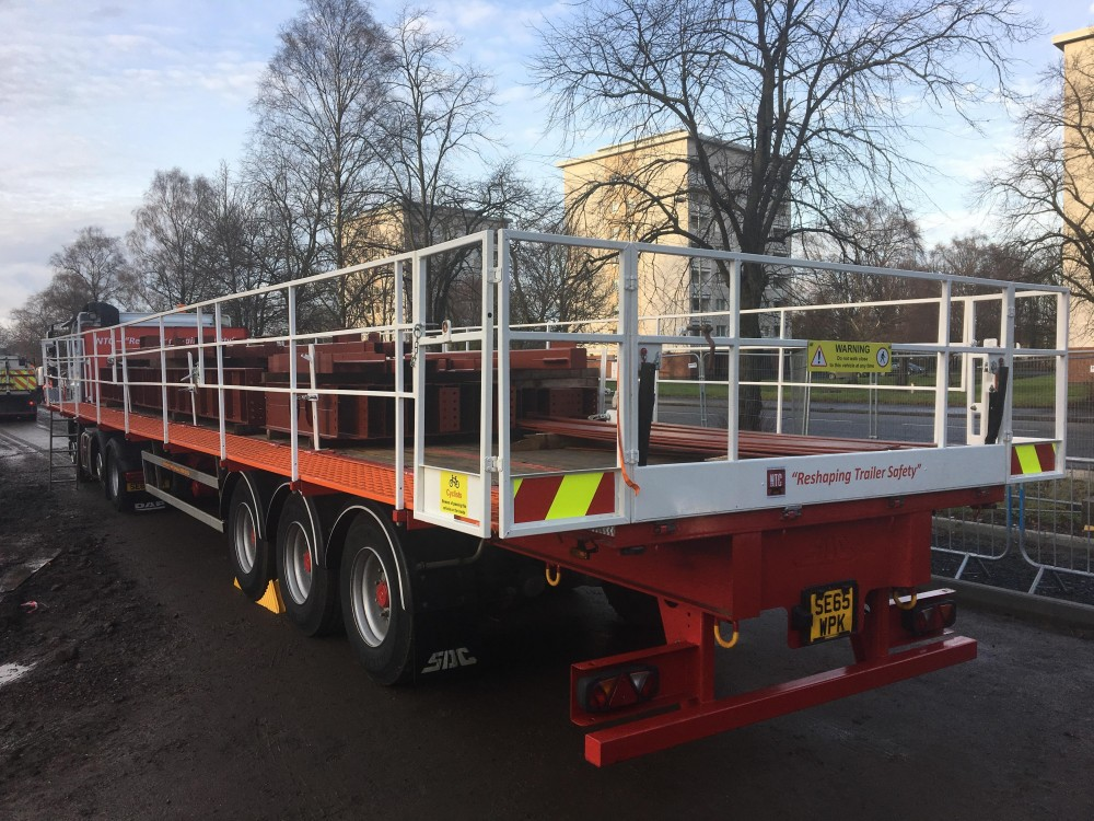 Trailer Safety Lanarkshire The Northern Trailer Company Ltd