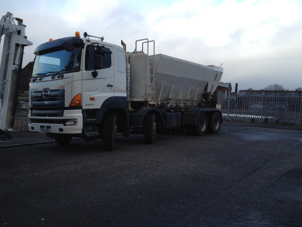 Concrete Mixer Trucks Concrete Company Ayrshire Right